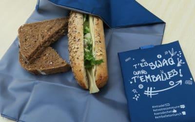 Alternative zéro déchet pour le lunch de vos enfants